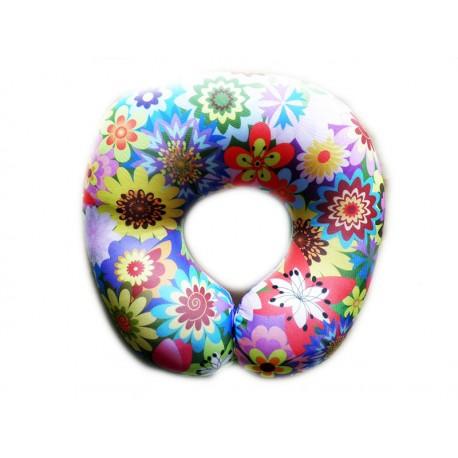 Подушка,Цветочек,трикотаж,