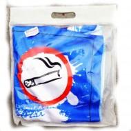Полотенца пляжные, махровые,АНТИ-курение, 80х120,