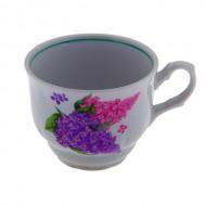 Чашка чайная 250 мл ,Сирень,