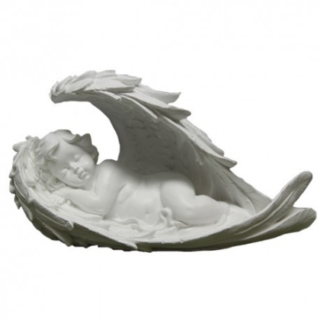 Ангел в крылышке малый 15х10см