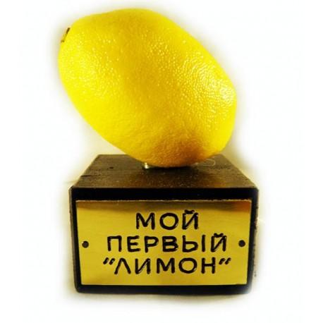 Сувенир,Мой первый лимон