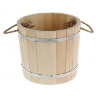 Запарник 8 литров, липа Добрая баня