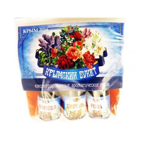Набор эфирных масел ,Крымский букет,