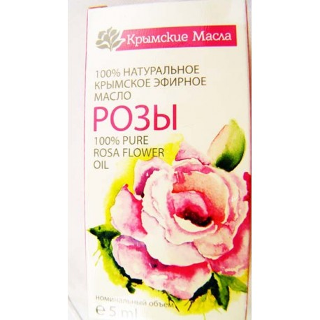 Масло Розы 5 мл