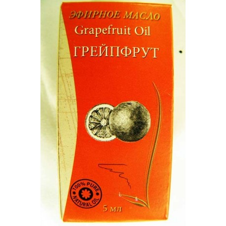 Эфирное масло ,Грейпфрут,5мл