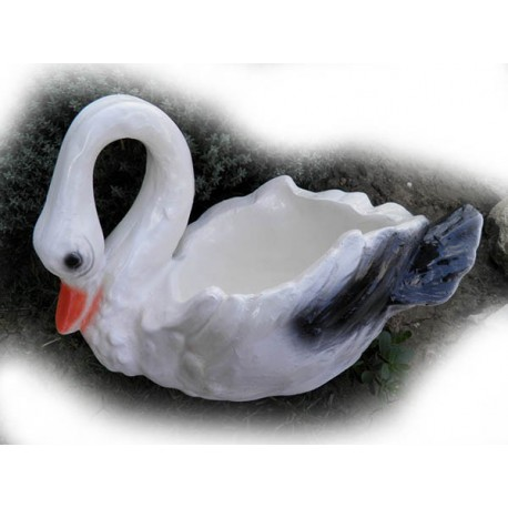 Лебедь малый,Гипс