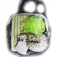 Набор банный в сумке на молнии