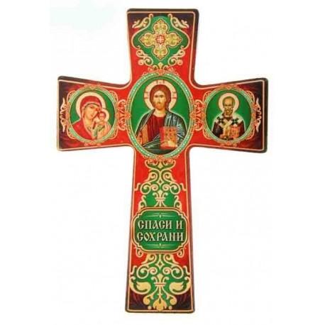 Крест с подвесом Триптих