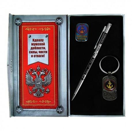 Набор подарочный ,Морская пехота,