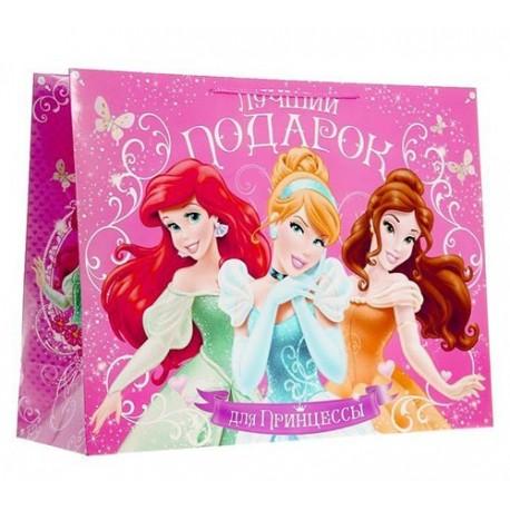 Пакет ламинат XL ,Подарок для Принцессы, Принцессы