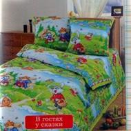 """постельный набор-Ясли-""""В гостях у сказки"""""""