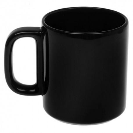 Кружка 280 мл, цвет черный