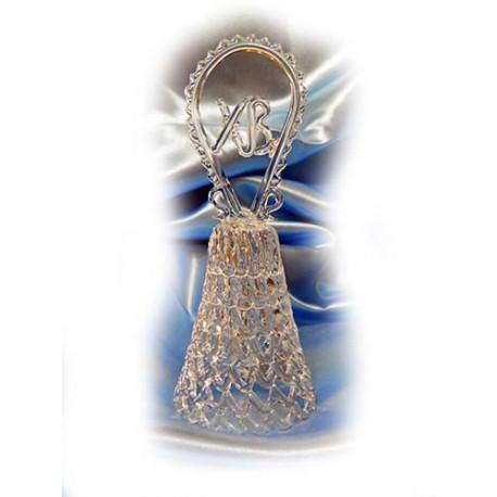 Хрустальные колокольчики, 11Х5 см,Ассортимент 3