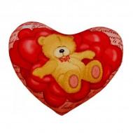 Подушка - сердце большое 05