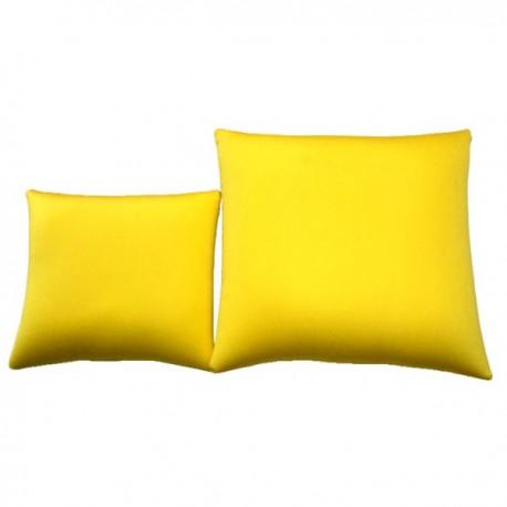 Подушка ,Релакс, желтая