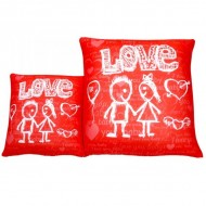Подушка ,Любовь, 18