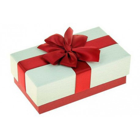 Коробка подарочная прямоуг 9 х 15,5 х 6 см