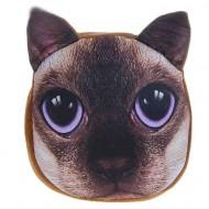 Мягкий рюкзак ,Сиамская кошка,Текстиль