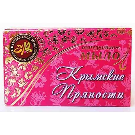 Натуральное мыло ,Крымские пряности,