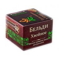 Мягкое травяное мыло Бельди Хвойное
