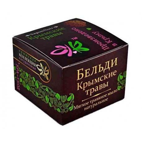 Мягкое мыло Бельди Крымские травы