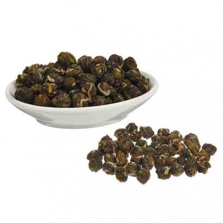 Чай ,Жасминовый зеленый,осенний сбор, 50 грамм