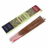Благовония масала Good Sign Company ,Лемонграсс,14 ароматических палочек в упаковке