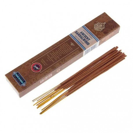 Благовония масала Good Sign Company ,Древнее сандаловое дерево, 14 ароматических палочек в упаковке