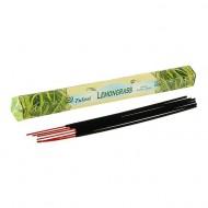 Благовония шестигранник Sarathi Лимонник Lemon Grass 20 палочек в упаковке