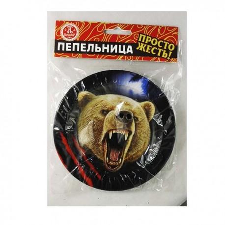 """Пепельница """"Медведь"""""""