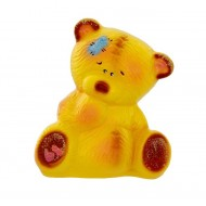"копилка ""Мишка-малыш"" желтая 12 см"
