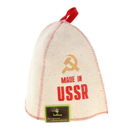 "Шапка""made in USSR"""