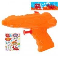 Водный пистолет.МИКС-Бонус наклейка