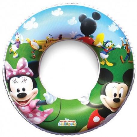 Надувной круг Мики Маус
