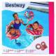 Набор пляжный, 3 предмета: круг,мяч,матрасик для плавания