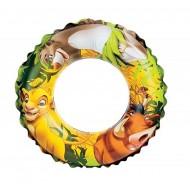 надувной круг,король лев