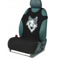 Чехол-майка Волк, на переднее сиденье, хлопок